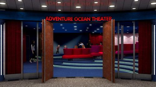 ●Adventure Ocean Theater